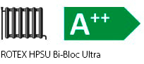 ErP Label Bi-Bloc Ultra